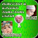 Nama-Nama Indah Bayi Muslim icon