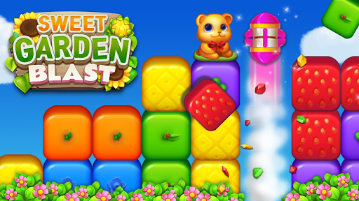 Sweet Garden Blast Game apkmr screenshots 1