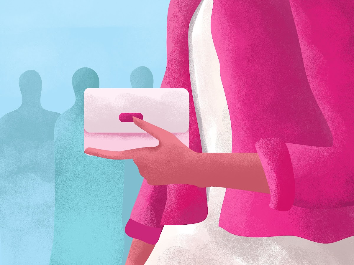 get anti-theft purse or bag