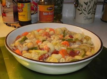 Quick Italian Minestrone Soup Recipe