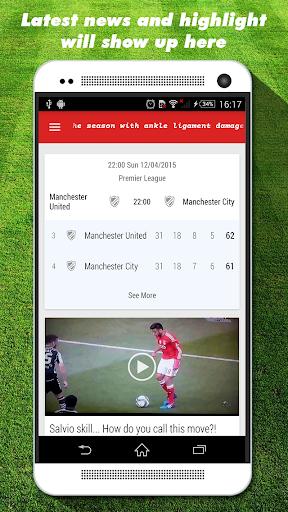 Soccer LiveScores