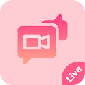 Vid talk Live - video chat with girls and boys icon