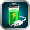 Battery Saver, Fast Charging & Phone Speed Booster icon