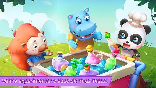 Verão do Bebê Panda: Loja de suco screenshot 5
