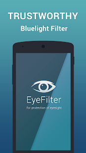 EyeFilter PRO - Bluelight- screenshot thumbnail