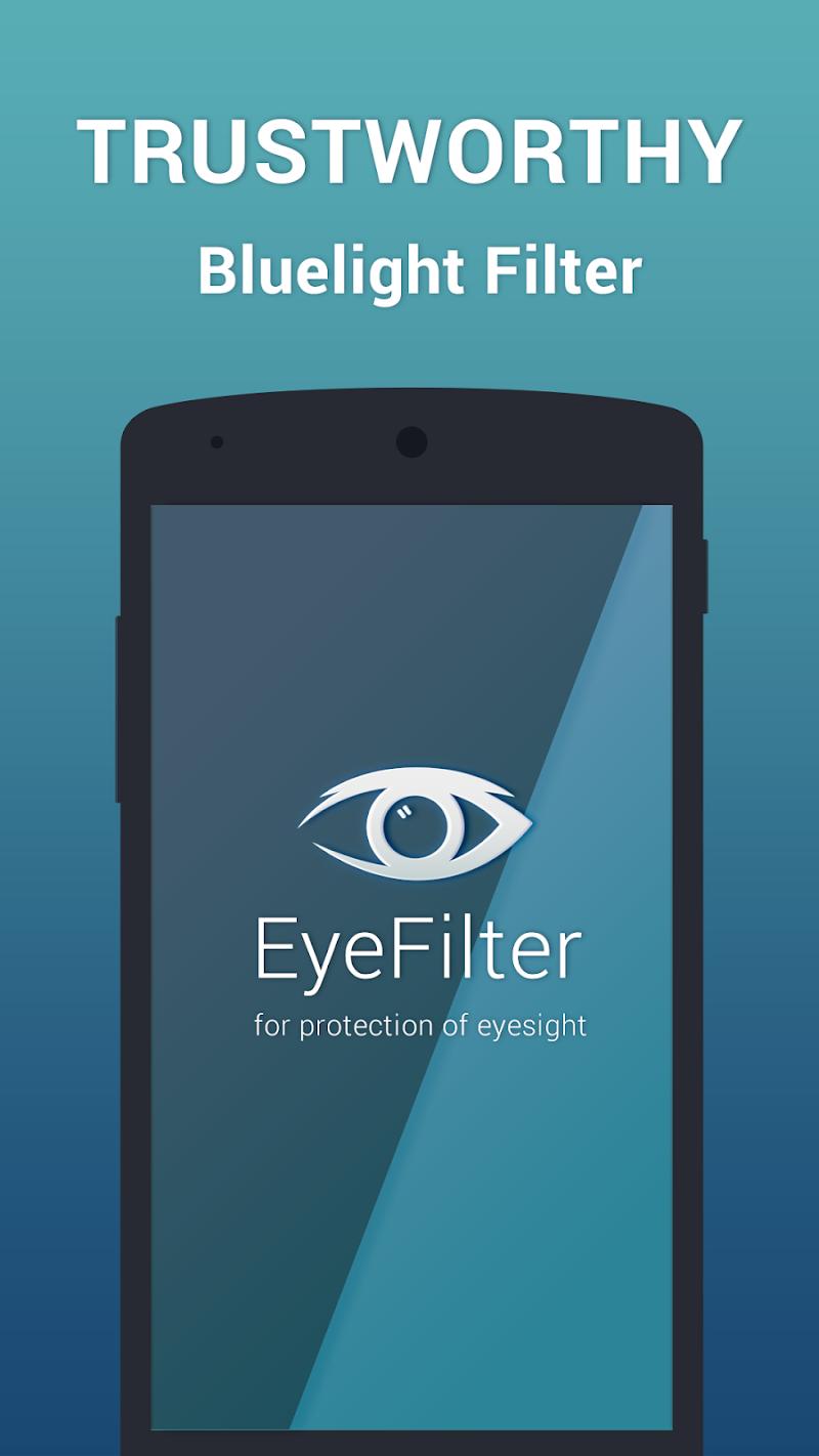EyeFilter PRO - Bluelight Screenshot