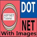 Asp dot net tutorial icon