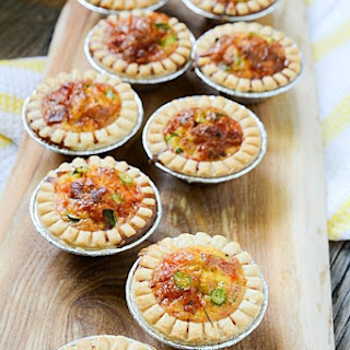 Bacon Asparagus Tartlet Recipe