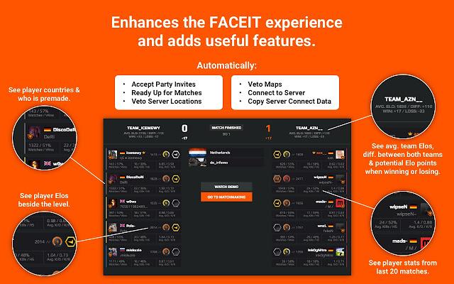 FACEIT Enhancer