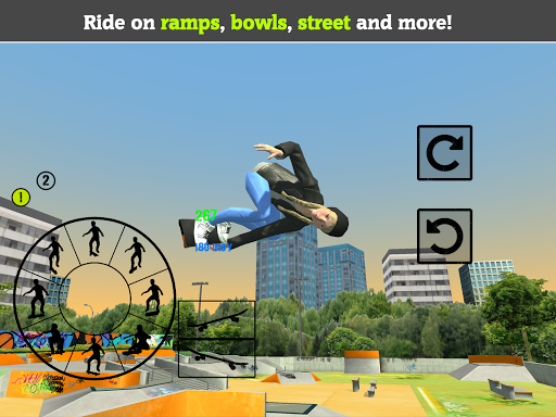 Skateboard FE3D 2 - Freestyle Extreme 3D apkdebit screenshots 18