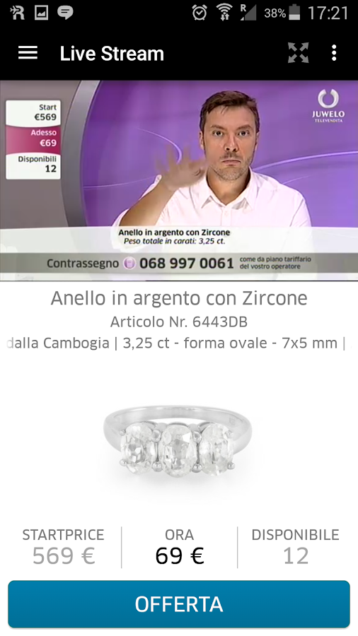Juwelo Italia- screenshot
