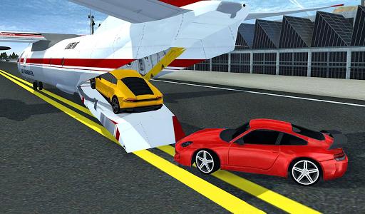 Airplane Car Transport Simulator Drive 1.0 screenshots 3