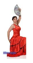 Photo: платье для фламенко