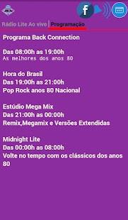 Rádio Lite FM - náhled