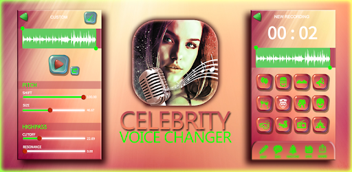 Celebrity Voice Changer - Apps on Google Play