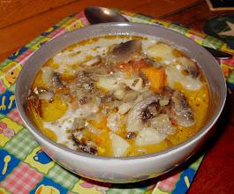 Photo: Zupa grzybowa z pieczarek (59)
