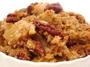 Simple Apple Brown Betty Recipe