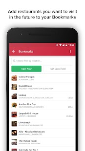 Zomato for PC-Windows 7,8,10 and Mac apk screenshot 3