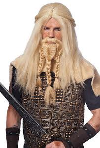 Peruk & Skägg, Viking