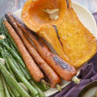 Roasted Vegetables (for sharing).
