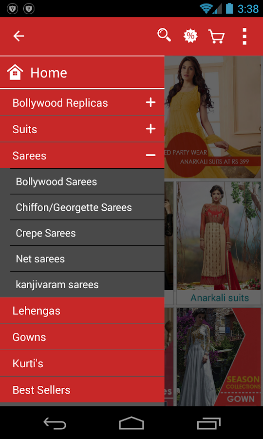 BollywoodKart- screenshot