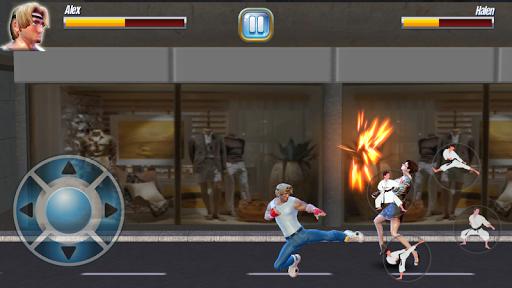 Street Fighting: Rage Battle  screenshots 2