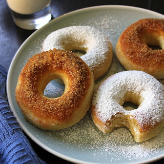Best-Ever Baked Doughnuts