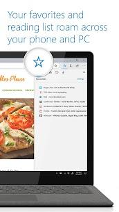 Microsoft Edge Browser 4