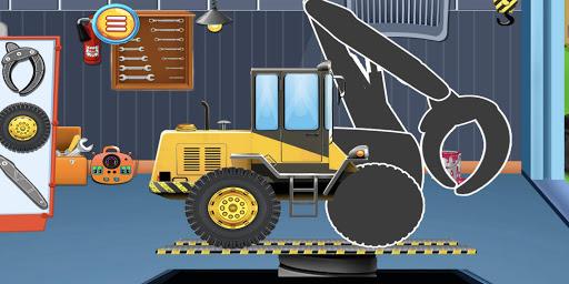 Construction Vehicles & Trucks screenshot 3