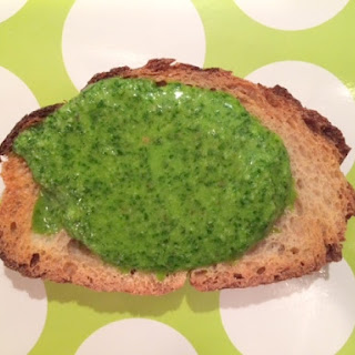 Bring on Spring with Parsley Pesto.