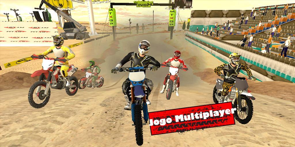 MTX GP: captura de tela