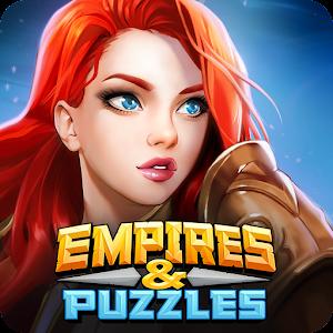 Empires & Puzzles: RPG Quest MOD APK – High DEF – No Ads
