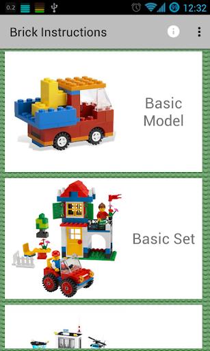 Brick Instructions