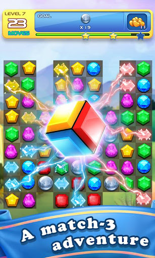 Jewel Blast™ - Match 3 Puzzle