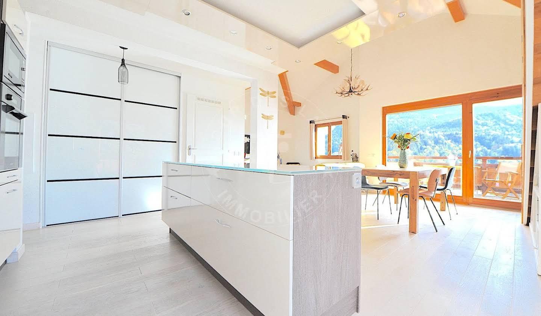 Apartment with terrace Saint-Jean-de-Sixt