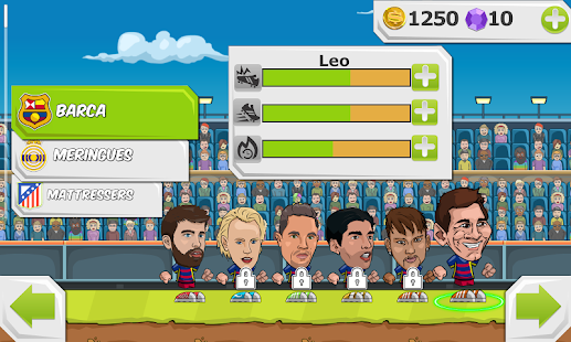 Y8 Football League Sports Game- screenshot thumbnail