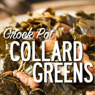 Slow Cooked Collard Greens.