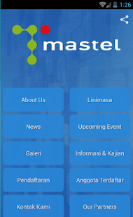 MASTEL.id- screenshot thumbnail