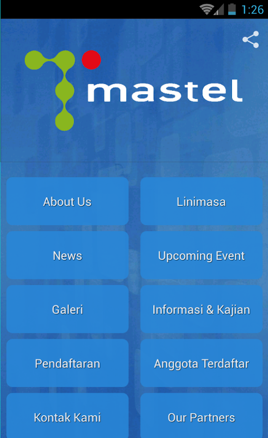 MASTEL.id- screenshot