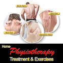 Physiotherapy Exercises by Dr. Huma Ibrar Abbasi icon