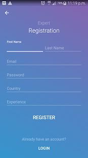 Rowad App - náhled