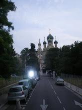 Photo: Russian Orthodox church in Nice
