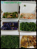 聖禾園素食自助餐