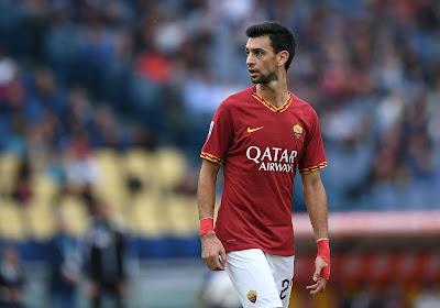 La Roma ne compte plus sur ce flop et le retire de la liste de joueurs pour l'Europa League