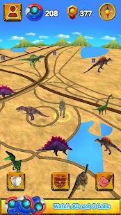 Pocket Jurassic GO - náhled