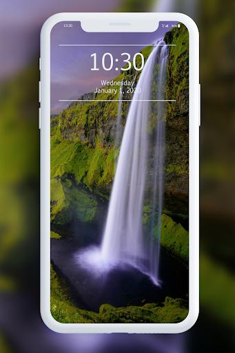 Waterfall Wallpaper 1.0 screenshots 7