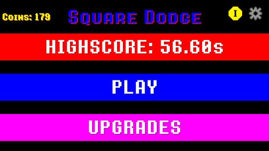 Square Dodge - náhled