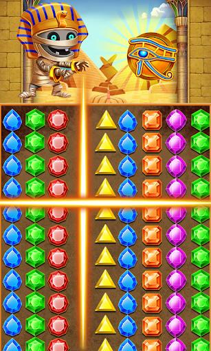 Jewels Egypt Crash 1.0.0 screenshots 4