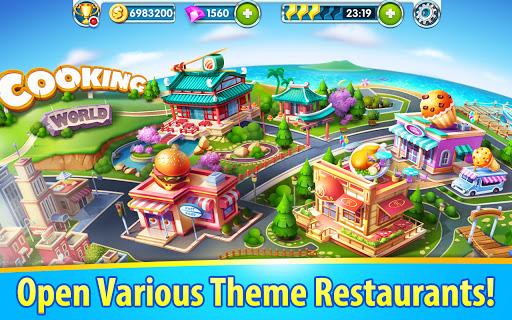 Cooking World apkmr screenshots 16
