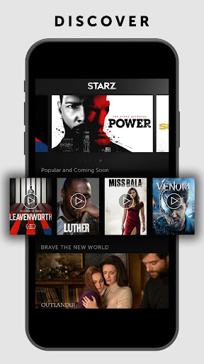 STARZ 4.4.0 screenshots 1